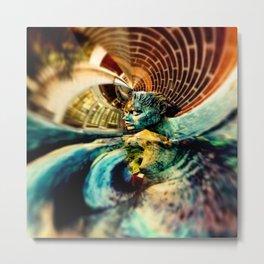 Mermaids 2 Metal Print