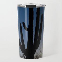 Sunset Cacti 3 Travel Mug