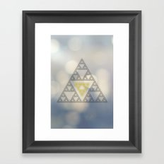 Geometrical 003 Framed Art Print