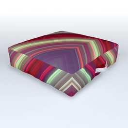 Electronic Ruby Outdoor Floor Cushion