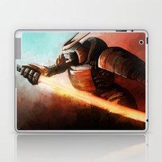 Cyborg samurai Laptop & iPad Skin