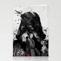 starwars Stationery Cards featuring StarWars by M.M.Prod