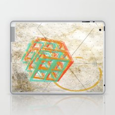 Geometric Grunge One Laptop & iPad Skin