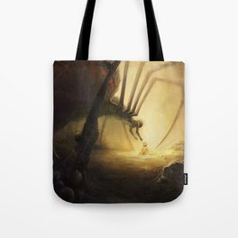 Spidermother Tote Bag