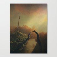 portal 2 Canvas Prints featuring portal by Dirk Wuestenhagen Imagery