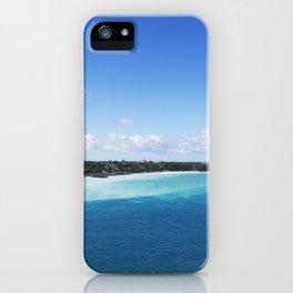 Bahamas Cruise Series 89 iPhone Case
