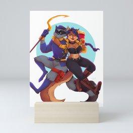 Honor Among Thieves Mini Art Print