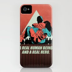 A Real Hero iPhone (4, 4s) Slim Case
