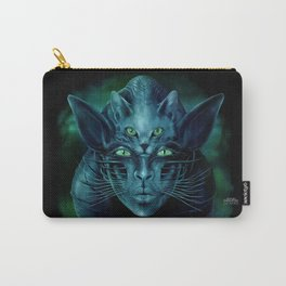Cat People Carry-All Pouch