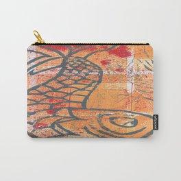 orange carp Carry-All Pouch