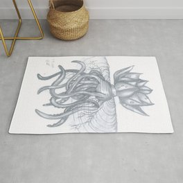 Lagoon Water Lily Rug