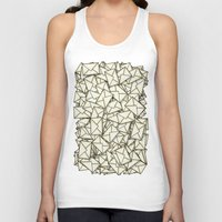 geek Tank Tops featuring Email by 10813 Apparel