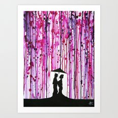 Wild Blossoms Art Print