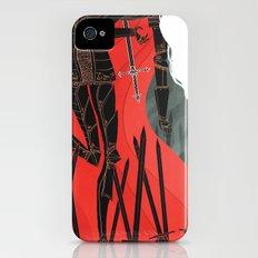 Knight of Swords Slim Case iPhone (4, 4s)