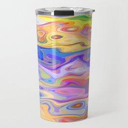 Hippie Colors Travel Mug