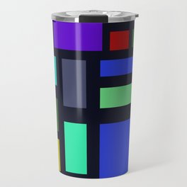 Square Bob Travel Mug