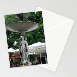 PLACE DE LA FONTAINE Stationery Cards