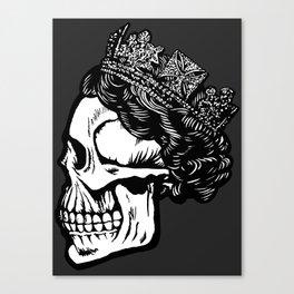 House of Rawkus Skull Canvas Print