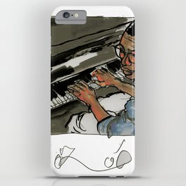 ramsey lewis iPhone Case