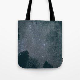 Stars V Tote Bag