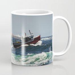 Cresting the Wave Coffee Mug