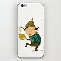 kids iPhone & iPod Skins featuring kids by Danny Chatzikonstantinou