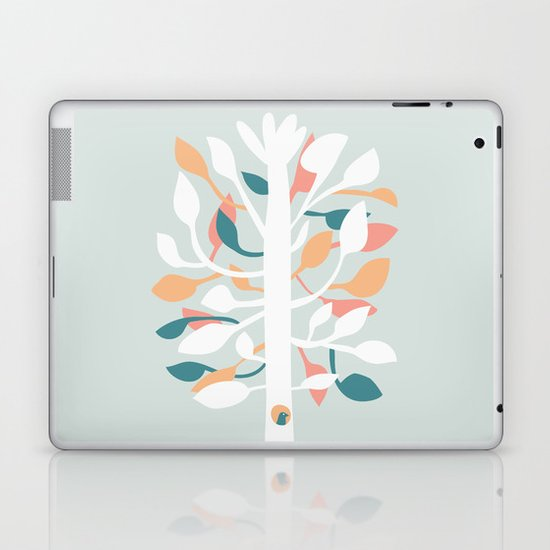 Prosperi - tree Laptop & iPad Skin