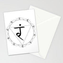 Manipura or manipuraka Stationery Cards