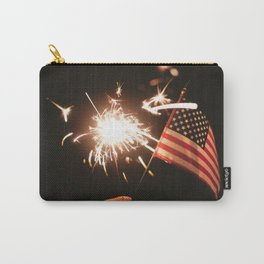 Happy America Carry-All Pouch