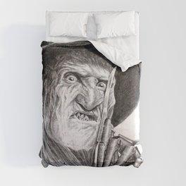 Freddy krueger nightmare on elm street Comforters