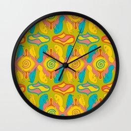 Louisiana Love 4 Wall Clock