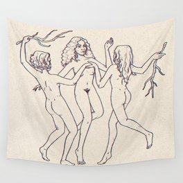 Coven I Wall Tapestry