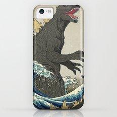 The Great Godzilla off Kanagawa Slim Case iPhone 5c