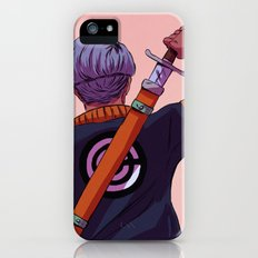 Mirai Trunks iPhone (5, 5s) Slim Case
