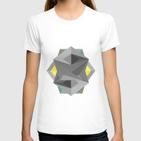 agents of shield T-shirts featuring Shield by Tracy