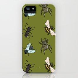 Bugs iPhone Case