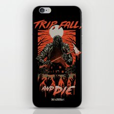 Every Slasher Movie iPhone & iPod Skin