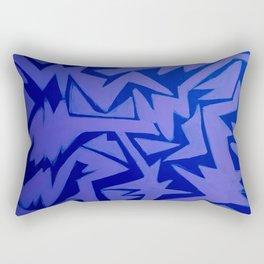 Electric Pop Rectangular Pillow