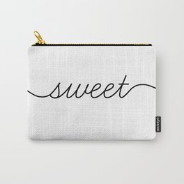 sweet dreams (1 of 2) Carry-All Pouch