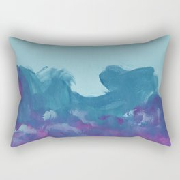 Lost in the dance Rectangular Pillow