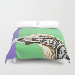 """Say Cheeze"" ~ Dachshund, Weiner Dog, Doxie, everywhere! Duvet Cover"