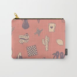 This Is Not A Love Story Carry-All Pouch