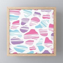 Okapi Animal Print ~ MAGICAL VAR Framed Mini Art Print