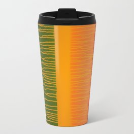 Dripping Stripes Travel Mug
