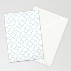 MOROCCAN {LIGHT BLUE} Stationery Cards