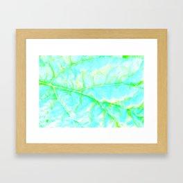 Aquillar Cells Framed Art Print