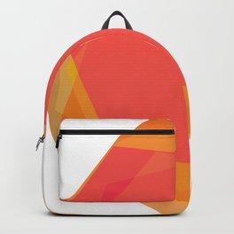 Summery Hexagons Backpack