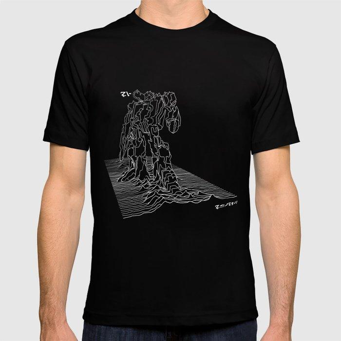 unknown sound waves T-shirt
