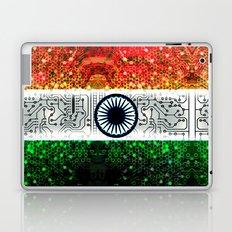 circuit board india (flag) Laptop & iPad Skin