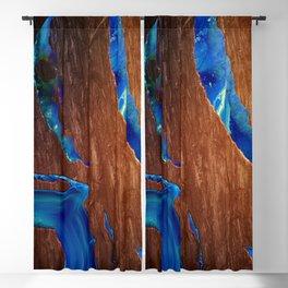 Agate River Blackout Curtain